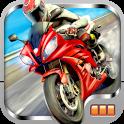 短程高速赛车:摩托车修改版