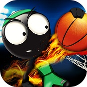 火柴←人篮球