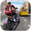 摩托交通比赛无限金币版