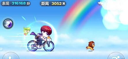 买超能少年送小单车_全套值得拥有 天天酷跑小单车 超能少年实用性解析