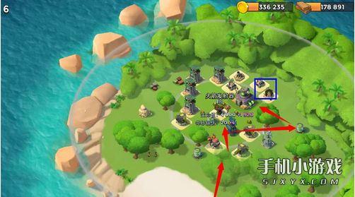 海岛奇兵游戏图片.