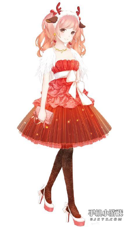 这是裙摆,拖地长裙,红与黑的经典搭配