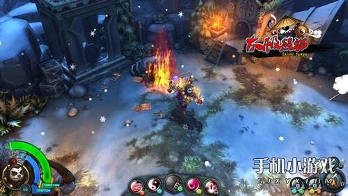 开启4k游戏时代 《太极熊猫》大屏版官网今日上线