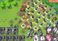 海岛奇兵烈焰战车进攻视频攻略 红蓝两坦齐上阵