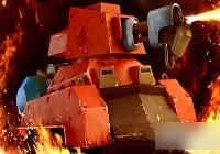 海岛奇兵烈焰战车攻击性能详解 烈焰战车的小细节介绍