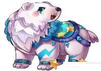 天天酷跑累登5天赢取永久时限的坐骑极地白熊