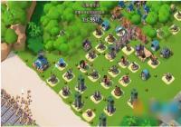 海岛奇兵5.29哈莫曼的反击怎么布阵