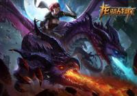 《龙骑战歌》双英雄轮番上阵 竞技级手游玩秒切