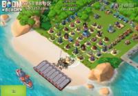 海岛奇兵8月21日哈莫曼的入侵成功防御视频分享