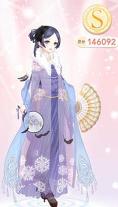 奇迹暖暖少女级8-支线3星之海风格的洋装舞裙s级搭配攻略