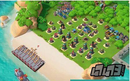 海岛奇兵哈莫曼的反击10月8日图文一览