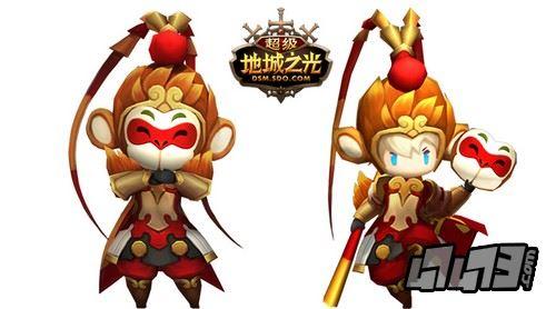 齐天大圣套装嗨萌迎猴儿年!