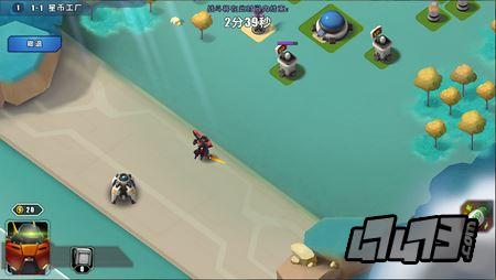 星际总动员游戏介绍之战斗流程